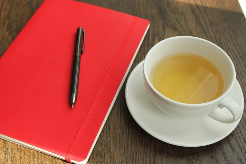 Haushaltsbuch handschriftlich führen