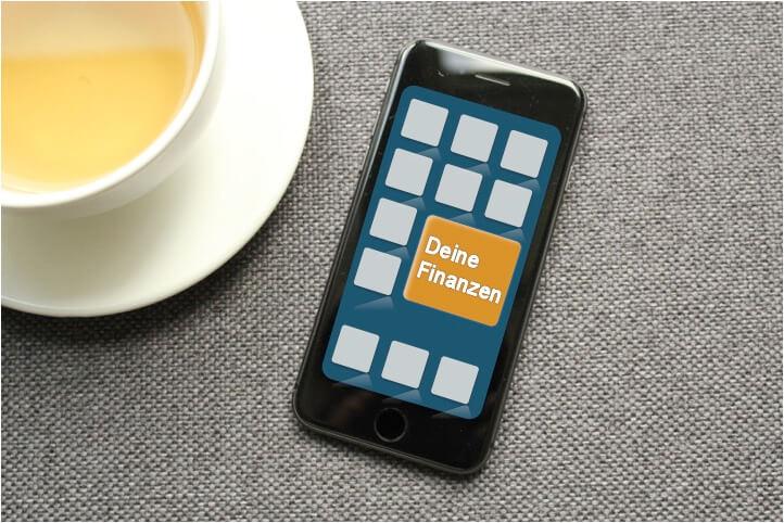 Haushaltsbuch führen per Finanz-App