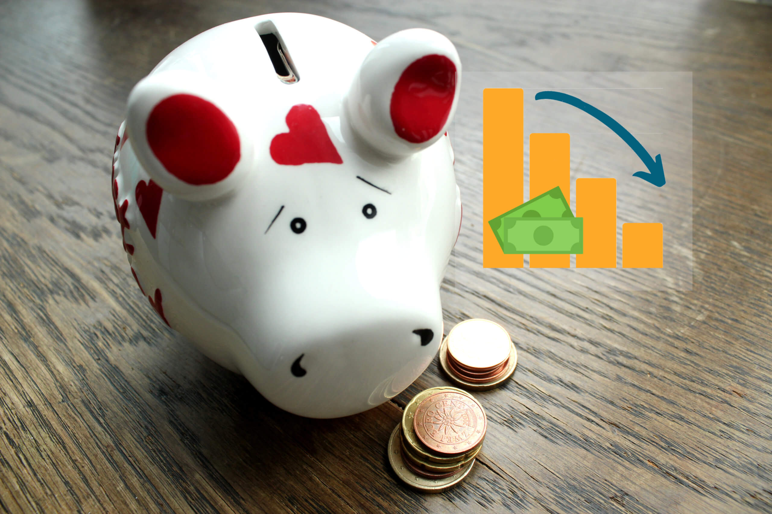 10 clevere Tipps, um schnell Deine Fixkosten zu senken!